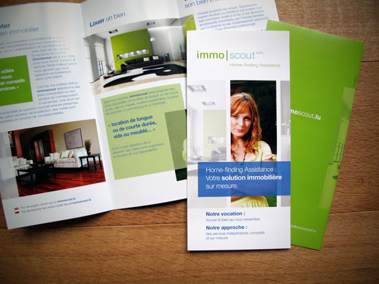 Immoscout Leaflet